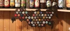 Карта для пивных крышек «Beer Bank», фото 1