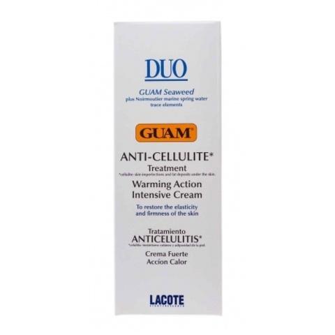 Guam DUO Крем антицеллюлитный с разогревающим эффектом