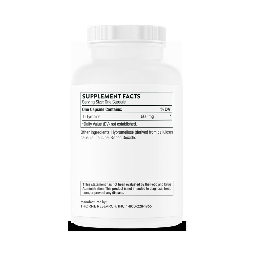 Аминокислота L-тирозин, L-Tyrosine