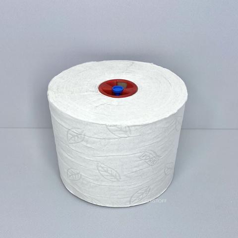 Туалетная бумага Tork Mid-size в миди-рулонах 2сл. 100 м белая (127530)