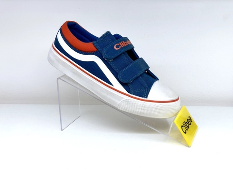 Clibee B222 D.blue/Orange 31-36