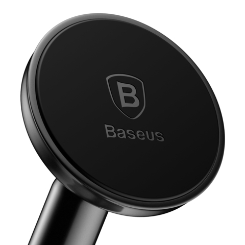 Автомобильный держатель Baseus Bullet An on-board Magnetic Bracket Black