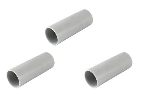 Муфта соед. для трубы 25 мм (50шт) TDM