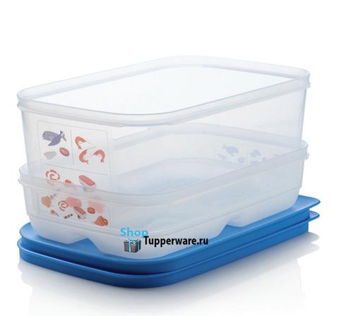 Контейнер Умный холодильник 1,8л и 4,4л для мяса и рыбы рис.3