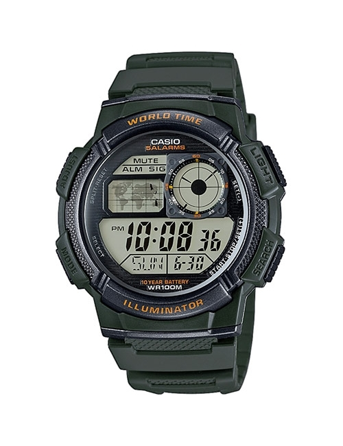 Часы мужские Casio AE-1000W-3AVEF Casio Collection