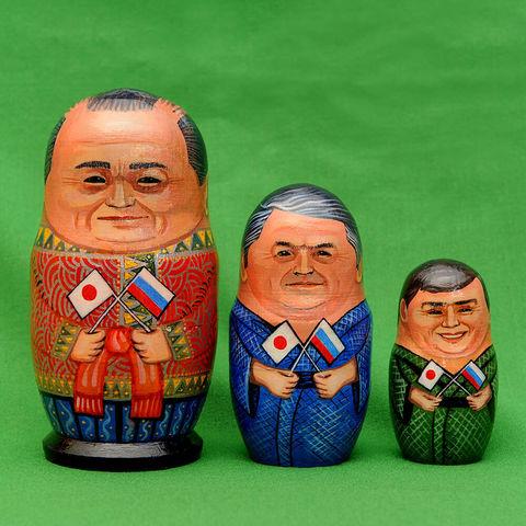 Матрёшка общество Русско-Японской дружбы