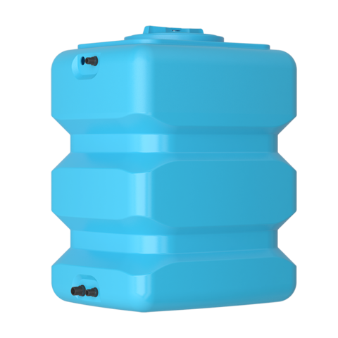 Бак для воды Aquatech ATP-500 (синий) с поплавком Миасс