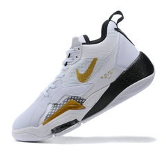 Jordan Zoom 92 'White/Black/Gold'