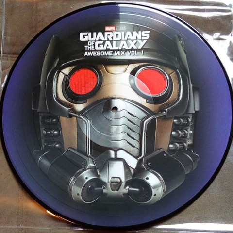 OST – Guardians Of The Galaxy: Awesome Mix Vol. 1 (Picture Disc)