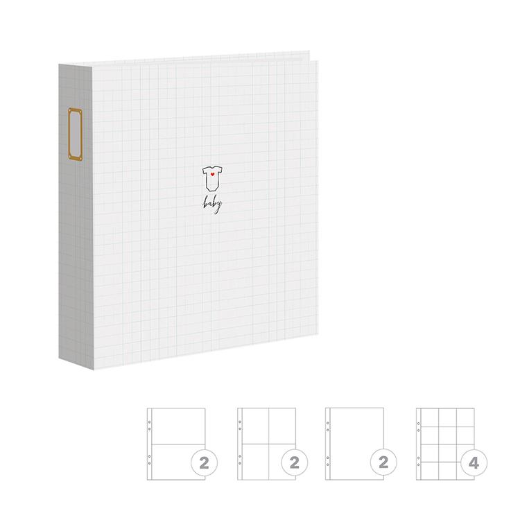 Handbook альбом от Studio Calico  15х20см