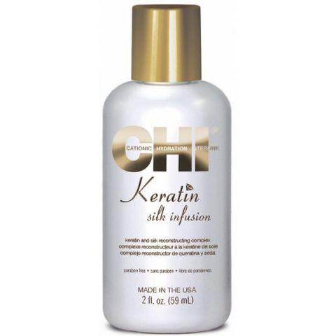 Восстанавливающий гель CHI Keratin Silk Infusion
