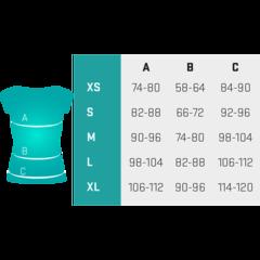 Женская тренировочная футболка Smmash Atacama
