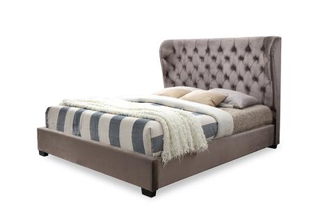 Кровать INFI Brown