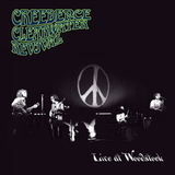 Creedence Clearwater Revival / Live At Woodstock (CD)