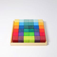 Набор кубиков, 36 шт (Grimms)