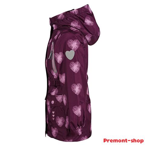 Ветровка Premont для девочек Кленовые конфеты SP71637 Purple