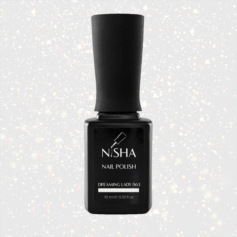 Гель-лак Nisha Dreaming Lady 063