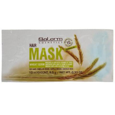 Капиллярная маска - Wheat Germ Capillary Salerm