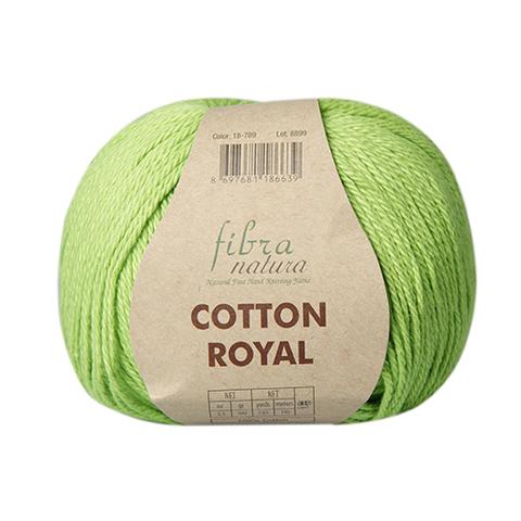 Cotton Royal (100% хлопок, 100гр/210м)