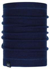 Элитная флисовая бандана Buff Polar Neckwarmer Solid Night Blue