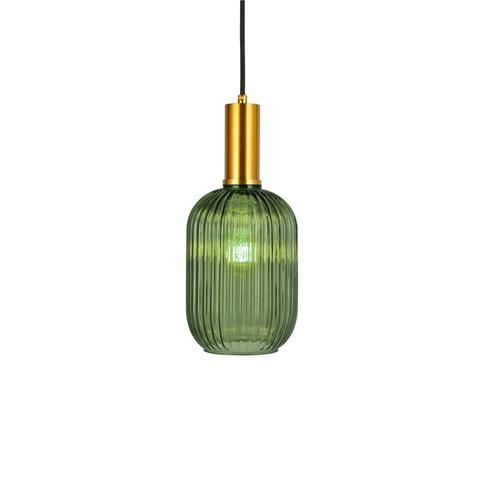 Подвесной светильник Iris A by Light Room (зеленый)