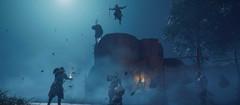 Призрак Цусимы - Day One Edition (PS4, русская версия)