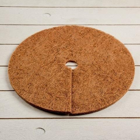 Круг приствольный Listok кокосовый