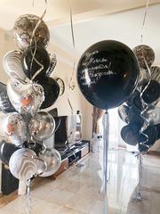 Воздушные шары мужчине