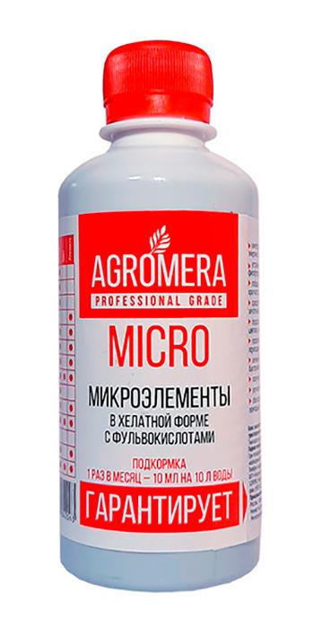 Удобрения Удобрение АГРОМЕРА МИКРО, 250 мл Удобрение-АГРОМЕРА-МИКРО.jpg