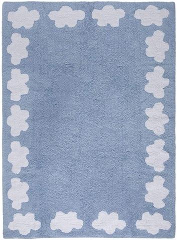 Коврик для детской Lorena Canals Clouds Vintage Blue (120 x 160)