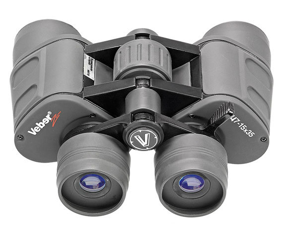 Бинокль Veber БПЦ zoom 7-15x35 - фото 3