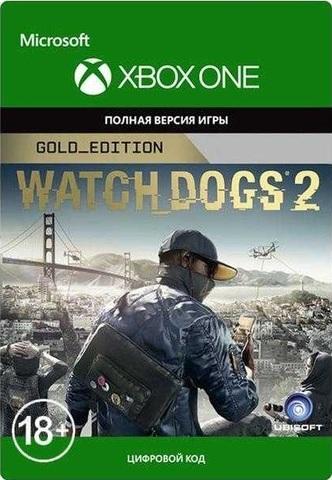 Watch Dogs 2 - Gold Edition (Xbox One/Series S/X, цифровой ключ, русская версия)