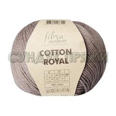 Cotton Royal 18-725 (Кофейный)