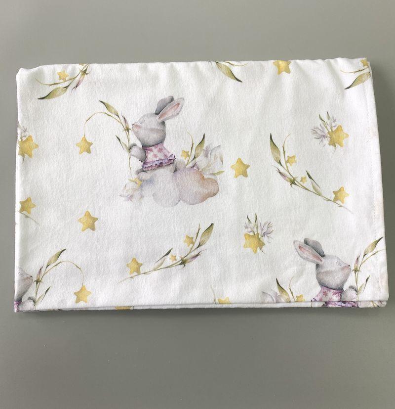 Фланелевая пеленка «Hare»