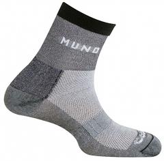 Носки беговые Mund Cross Mountain серый