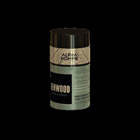 Hydro Гель-крем для лица Genwood, 50 мл