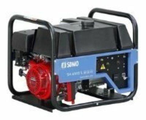 Кожух для бензинового генератора SDMO SH6000E Auto (5400 Вт)