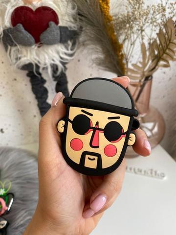 Чехол для AirPods toys /leon/