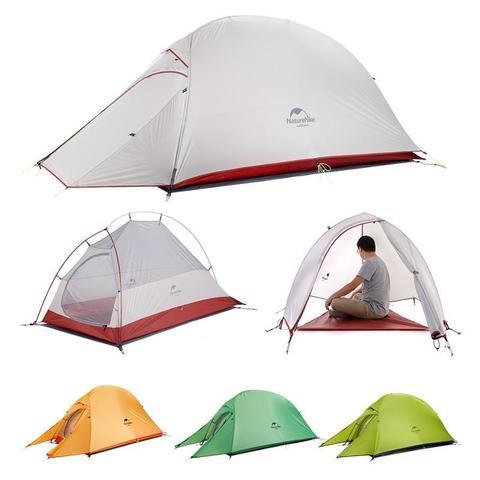 Палатка туристическая Naturehike Cloud UP 1 20D