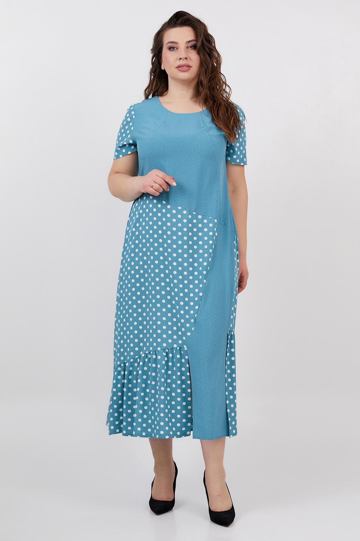 Платье Магдалина (бирюза)