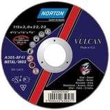 Отрезной круг NORTON VULCAN по металлу диаметр 125 мм х 2,0