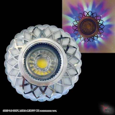 42289-9.0-001PL MR16+LED3W CH светильник точ.