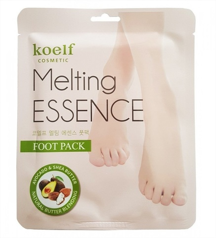 Koelf Маска-носочки для ног с маслами Melting Essence Foot Pack