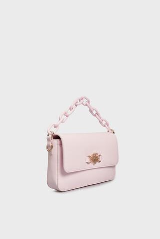 Женская розовая сумка TH CLUB FLAP Tommy Hilfiger