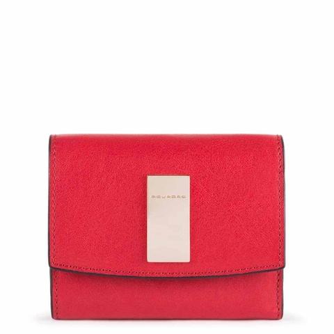Кошелек Piquadro Dafne Business, красный, 19х13х6 см