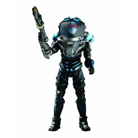 Batman Arkham City Deluxe Action Figure — Mister Freeze