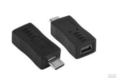 Переходник Micro USB-mini USB