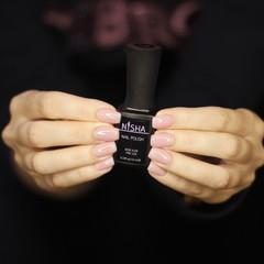 База Камуфлирующая Nisha Base Nude Pink 10ml 104