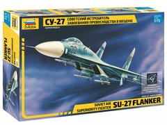 Самолет «Су-27»