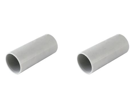 Муфта соед. для трубы 40 мм (20шт) TDM